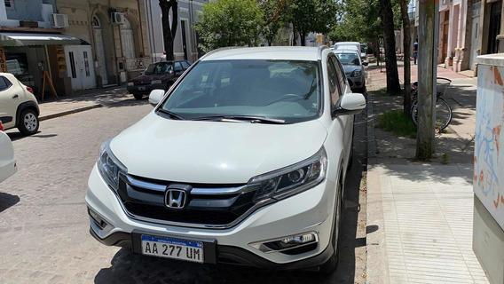 Honda Cr-v 2.4 Lx 2wd 175cv Cvt 2016