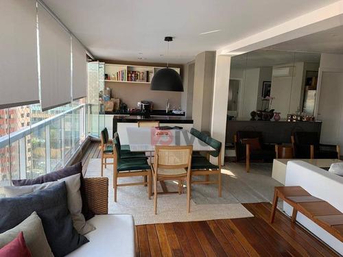 Apartamento 3 Quartos 136 M² Úteis R$ 1.702.000 - Chácara Inglesa Sp - Ap4118