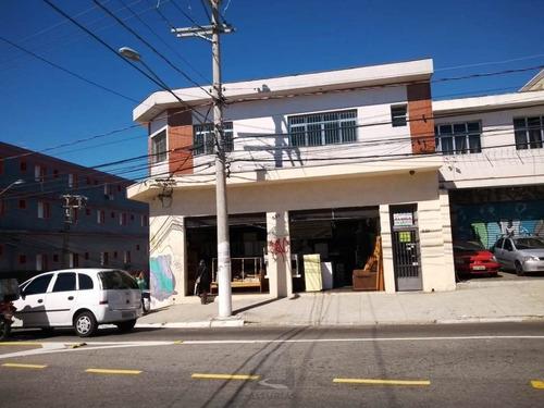 Imagem 1 de 15 de Sala Comercial P/ Locação - Penha - 2669-2