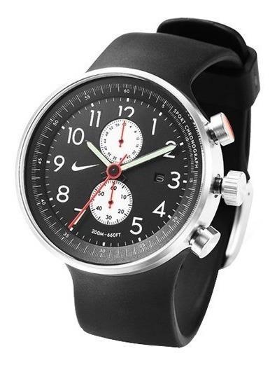 Raro Relógio Nike Heritage Wc0053 Lindo Na Caixa Ac Trocas
