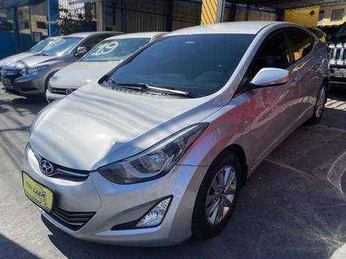 Imagem 1 de 8 de Hyundai Elantra 2.0 Gls 16v Flex 4p Automático