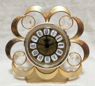 Antiguo Reloj De Oro 24k Sueco Maquina Alemana