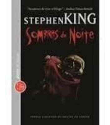 Livro Sombras Da Noite Stephen King