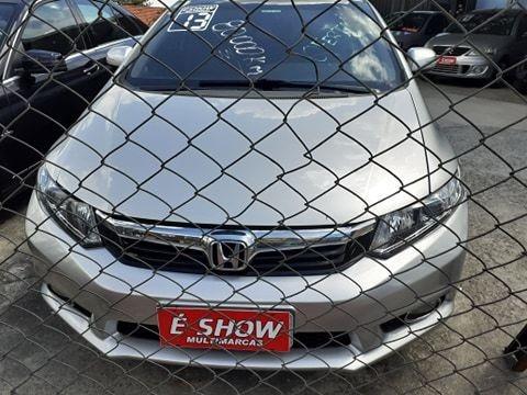Civic Exs Flex Aut. 4p - 2013 - C/ Teto Solar