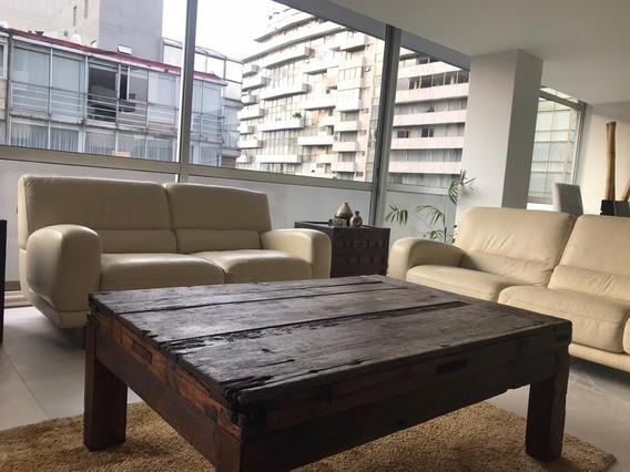 Renta Amueblado En Polanco Departamento Con Balcon