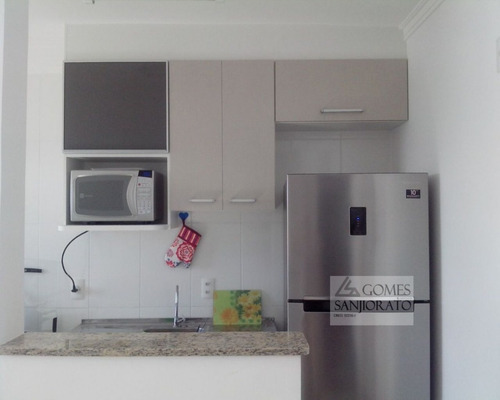 Apartamento A Venda No Bairro Vila Homero Thon Em Santo André - Sp. - Ap01508 - 69510927