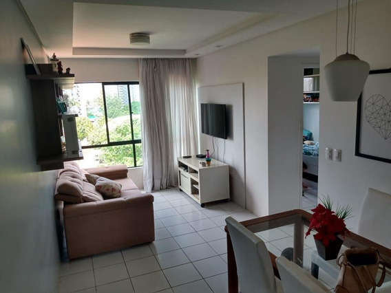 Apartamento Em Casa Forte, Recife/pe De 55m² 2 Quartos Para Locação R$ 2.000,00/mes - Ap594631