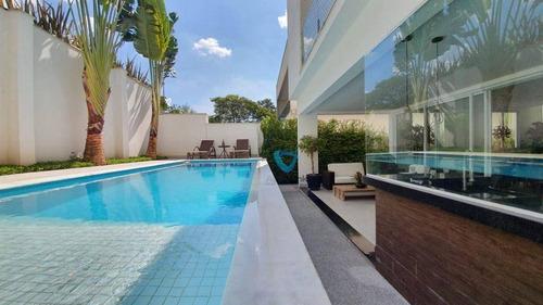 Imagem 1 de 28 de Casa Com 5 Dormitórios À Venda, 330 M² Por R$ 2.770.000,00 - Alphaville - Santana De Parnaíba/sp - Ca1585