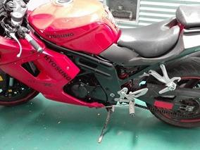 Vendo Moto Una Maquina Regalada!! Hyosung 650cc