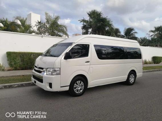 Toyota Hiace 2017 2.7 Bus 15 Pas Mt