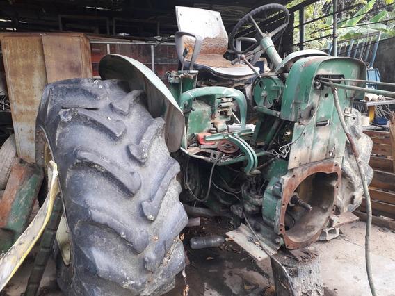 Tractor Agricola Usado Jhon Deere 3530 Para Repuestos