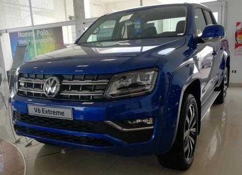 Volkswagen Amarok  0km Plan Trabajo Rural A Cuotas Fijas R-