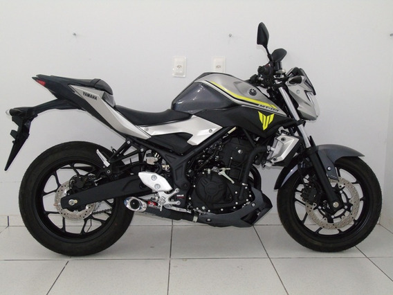 Escapamento Disarsz 2x1 Full Yamaha Mt 03 2015-2019