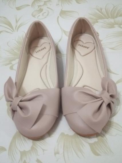 Sapato Infantil Menina Lulopé Ref10041