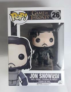 Funko Pop Games Of Throne- Jon Snow (26) Original