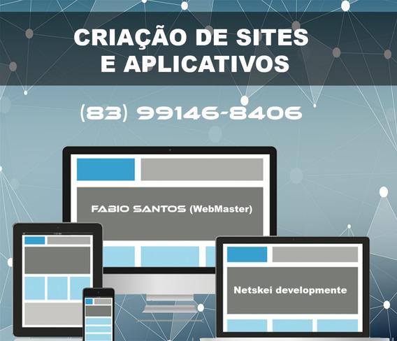 Criação De Sites E Aplicativos Web Design