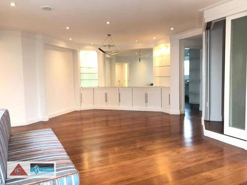 Imagem 1 de 30 de Apartamento Com 2 Dormitórios Para Alugar, 117 M² Por R$ 3.000/mês - Tatuapé - São Paulo/sp - Ap6111
