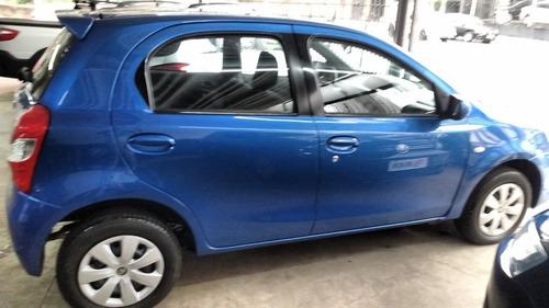 Imagem 1 de 1 de Toyota Etios 1.3 Xs Mecanico
