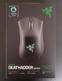 Mouse Gamer Razer Deathadder 3 Color 3500 Dpi 20 Dias De Uso