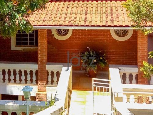 Bela Chácara Com 7 Dormitórios À Venda, 5000 M² Por R$ 2.000.000 - Condomínio Itaembu - Itatiba/sp - Ch0542