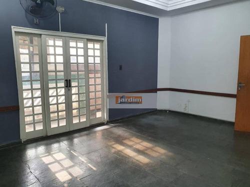 Sala Para Alugar, 30 M² - Vila Lusitânia - São Bernardo Do Campo/sp - Sa0363