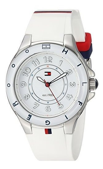Reloj Tommy Hilfiger Para Mujer 1781271 En Acero Inoxidable
