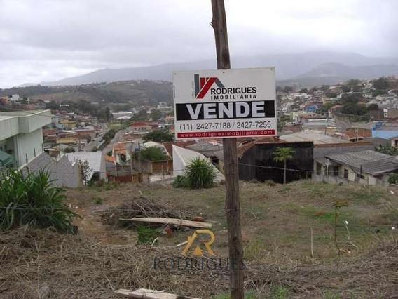 Terreno No Jardim Imperial, Em Atibaia - Te0362-1