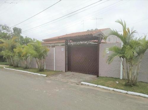 Chácara Para Venda Em Suzano, Parque Alvorada, 5 Dormitórios, 2 Suítes, 4 Banheiros, 2 Vagas - Ch004_1-1848647