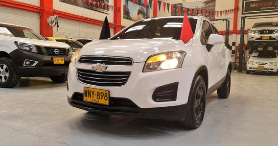 Chevrolet Tracker Ls 2016