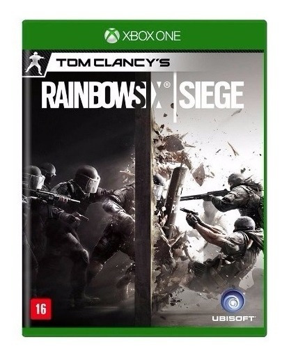Tom Clancys Rainbow Six Siege - Xbox One - Midia Física