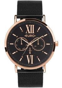 Relógio Euro Feminino Eu6p29ahg/5p