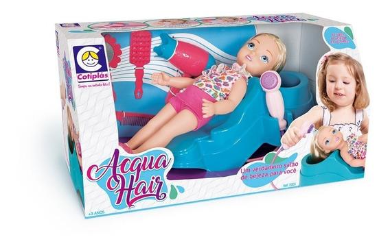 Boneca Acqua Hair - Cotiplás 2201