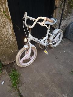 Bici De Niña Hello Kitty R16