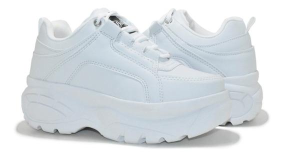 Tênis Sneaker Buffalo Feminino Plataforma Frete + Brinde