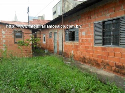 Imagem 1 de 13 de Casa Para Fins Residencial Ou Comercial, Com 2 Moradias, Vila Arens - 88878 - 4491493