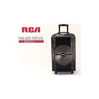 Parlante Activo Bluetooth Rca Rsfest12 Bateria