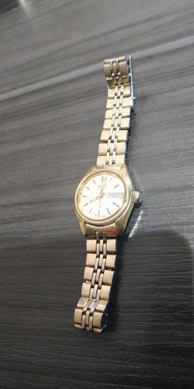 Relógio Antigo Seiko Automatic Hi-beat 17 Jewels