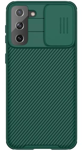 Imagen 1 de 2 de Samsung Galaxy S21 Plus Carcasa Nillkin Camshield