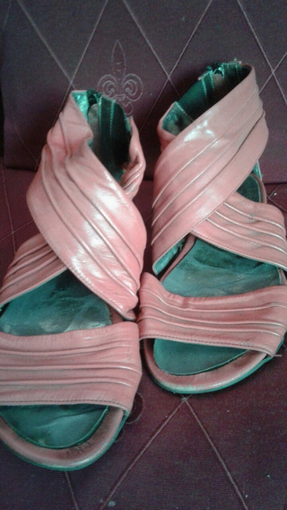 Sandalias 40 Bajas