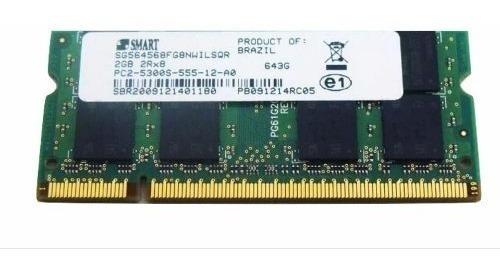 Memória Ram 512 Pc2 4200s 444 12 A0
