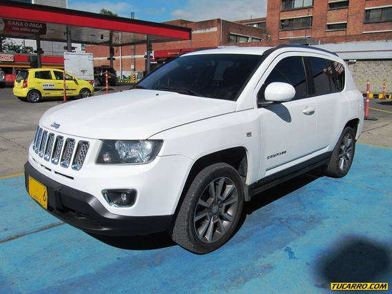 Jeep Compass Limited 2400cc At Aa