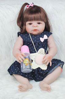 Muñeca Bebé Reborn Realiata De Silicona M08 Por Encomienda