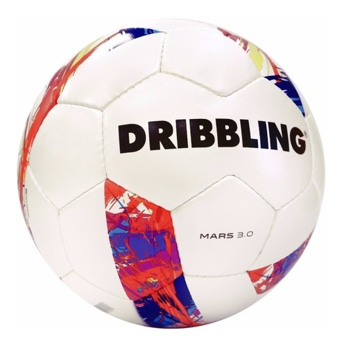 Pelota Fútbol Pro Nº 5 Cocido Drb Mars 3.0 Profesional P.u