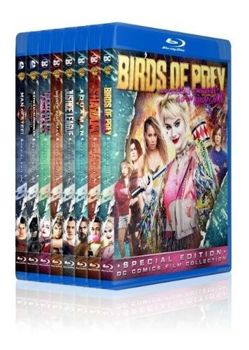 Dc Universe Coleccion Blu Ray