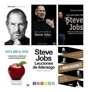 Colección Steve Jobs (6 Libros)