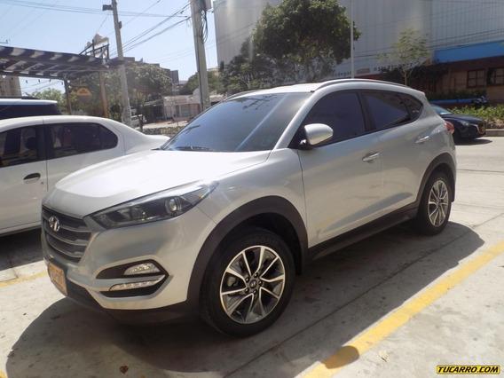 Hyundai Tucson New Tucson Limited 4x2 At