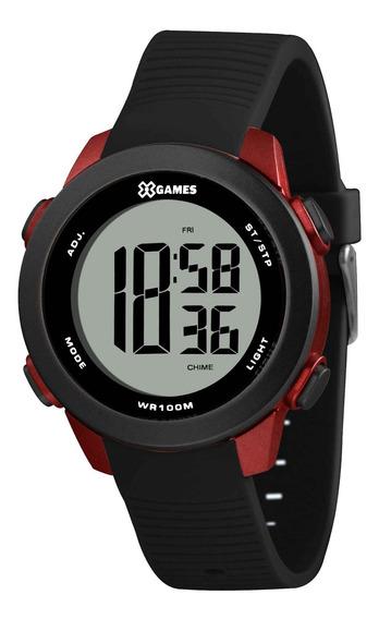 Relógio X Games Masculino Xmppd593 Bxpx Preto - Refinado