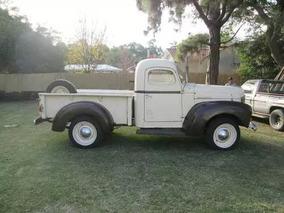 Camioneta International Kb2