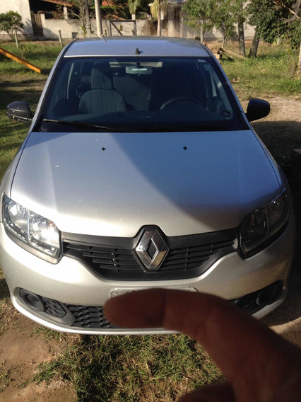 Renault Sandero 1.0 16v Authentique Hi-flex 5p 2016