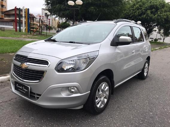 Chevrolet Spin 1.8 Ltz 7 Lugares 2016 Automática Completa